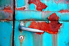 porta de carro Imagem de Stock Royalty Free