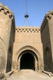 Porta de Castel Fotografia de Stock Royalty Free