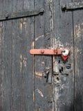 Porta de celeiro Imagem de Stock