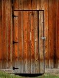 Porta de celeiro Foto de Stock