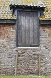 Porta de celeiro Wonky Imagem de Stock Royalty Free