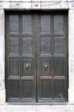 Porta de cobre Fotos de Stock Royalty Free