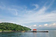 Porta de Corregidor Fotografia de Stock Royalty Free
