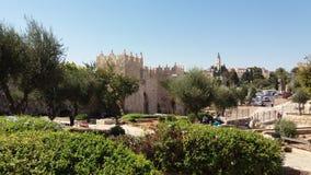 Porta de Damasco Fotos de Stock Royalty Free
