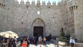 Porta de Damasco Imagem de Stock Royalty Free