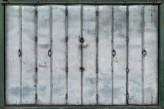 Porta de dobramento do metal Fotos de Stock Royalty Free