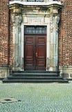 Porta de entrada Foto de Stock