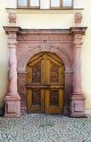 Porta de entrada Fotografia de Stock