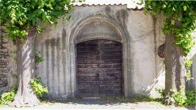 Porta de entrada em Visby, Gotland Imagens de Stock Royalty Free