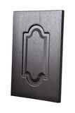Porta de gabinete de madeira Imagem de Stock Royalty Free