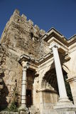 Porta de Hadrian Foto de Stock