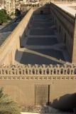 A porta de Ibn Tulun imagem de stock