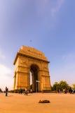 Porta de India, Nova Deli, india Foto de Stock Royalty Free