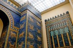 Porta de Ishtar fotos de stock royalty free