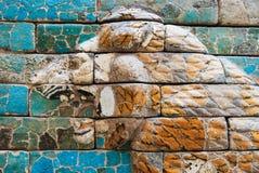 A porta de Ishtar, Berlim Foto de Stock Royalty Free