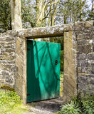 Porta de jardim Imagem de Stock