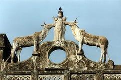 Porta de Krishna imagens de stock royalty free
