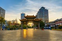 Porta de Kunming Imagem de Stock Royalty Free