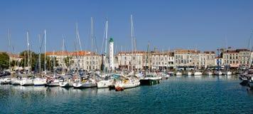 Porta de La Rochelle em France Foto de Stock Royalty Free