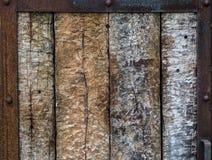 Porta de madeira fotos de stock royalty free