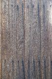 porta de madeira Retro-denominada Foto de Stock Royalty Free