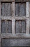 Porta de madeira velha Fotografia de Stock Royalty Free