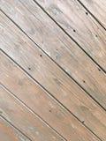 Porta de madeira velha a fortificar foto de stock royalty free