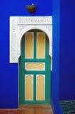 Porta de Majorelle Fotos de Stock