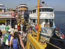 Porta de Manaus imagem de stock