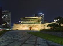 Porta de Namdaemun Fotos de Stock