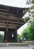 Porta de Nandaimon, Nara Imagem de Stock Royalty Free