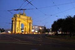 Porta de Narva Foto de Stock
