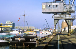 Porta de Rhine de Kehl Imagens de Stock Royalty Free