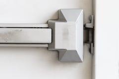 Porta de saída da emergência Fotografia de Stock Royalty Free