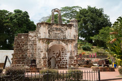 Porta de Santiago in Malacca, Malaysia Stock Images