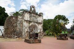 Porta De Santiago in Malakka, Malaysia Stockbild