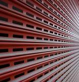 Porta de segurança da garagem Imagens de Stock