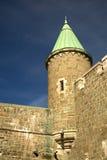 Porta de St John em Cidade de Quebec Imagem de Stock Royalty Free