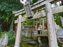 Porta de Torii Fotografia de Stock Royalty Free