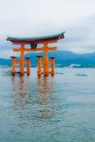 Porta de Torii Imagem de Stock