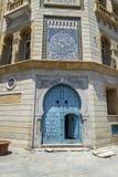Porta de Tunísia Fotos de Stock Royalty Free