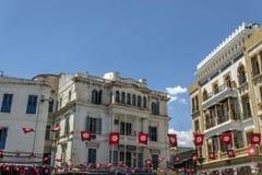 Porta de Tunísia Foto de Stock Royalty Free