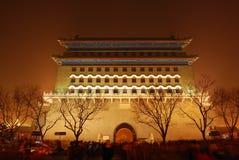 Porta de Zhengyang Fotografia de Stock Royalty Free