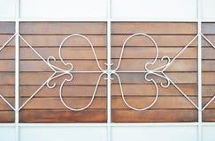 Porta decorativa Fotografia de Stock
