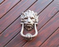 Porta del battitore Fotografia Stock