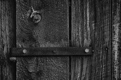 Porta del bordo del granaio Immagine Stock Libera da Diritti