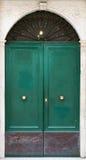 Porta del metallo (arco) Fotografia Stock Libera da Diritti