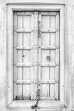 Porta del minareto a Taj Mahal Fotografia Stock