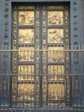 Porta del Paradiso, Firenze (Italie) Images libres de droits