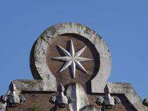 Porta del Popolo, Roma Fotos de Stock Royalty Free